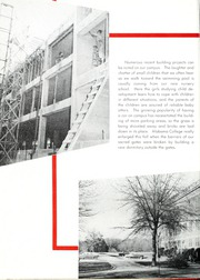 Page 10, 1957 Edition, University of Montevallo - Montage Technala Yearbook (Montevallo, AL) online yearbook collection