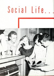 Page 12, 1957 Edition, University of Montevallo - Montage Technala Yearbook (Montevallo, AL) online yearbook collection