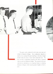 Page 14, 1957 Edition, University of Montevallo - Montage Technala Yearbook (Montevallo, AL) online yearbook collection