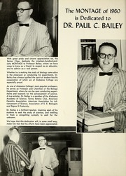 Page 16, 1960 Edition, University of Montevallo - Montage Technala Yearbook (Montevallo, AL) online yearbook collection