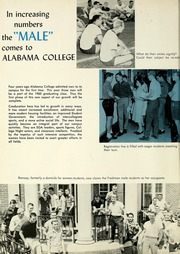 Page 6, 1960 Edition, University of Montevallo - Montage Technala Yearbook (Montevallo, AL) online yearbook collection
