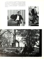 Page 14, 1967 Edition, University of Montevallo - Montage Technala Yearbook (Montevallo, AL) online yearbook collection