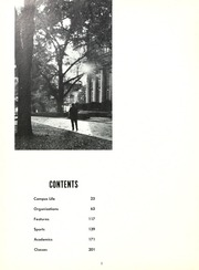 Page 6, 1967 Edition, University of Montevallo - Montage Technala Yearbook (Montevallo, AL) online yearbook collection