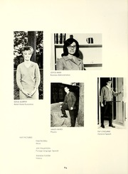 Page 88, 1968 Edition, University of Montevallo - Montage / Technala Yearbook (Montevallo, AL) online yearbook collection