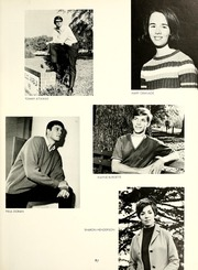 Page 91, 1968 Edition, University of Montevallo - Montage / Technala Yearbook (Montevallo, AL) online yearbook collection
