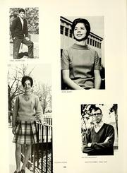 Page 92, 1968 Edition, University of Montevallo - Montage / Technala Yearbook (Montevallo, AL) online yearbook collection