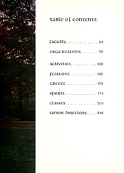 Page 7, 1970 Edition, University of Montevallo - Montage Technala Yearbook (Montevallo, AL) online yearbook collection