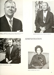 Page 27, 1971 Edition, University of Montevallo - Montage / Technala Yearbook (Montevallo, AL) online yearbook collection