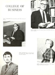 Page 30, 1971 Edition, University of Montevallo - Montage / Technala Yearbook (Montevallo, AL) online yearbook collection