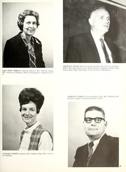 Page 31, 1971 Edition, University of Montevallo - Montage / Technala Yearbook (Montevallo, AL) online yearbook collection