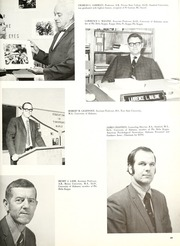 Page 33, 1971 Edition, University of Montevallo - Montage / Technala Yearbook (Montevallo, AL) online yearbook collection