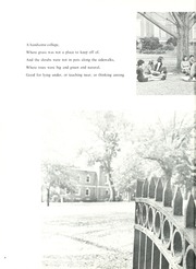 Page 10, 1973 Edition, University of Montevallo - Montage Technala Yearbook (Montevallo, AL) online yearbook collection