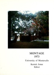 Page 5, 1973 Edition, University of Montevallo - Montage Technala Yearbook (Montevallo, AL) online yearbook collection