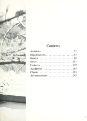 Page 7, 1973 Edition, University of Montevallo - Montage Technala Yearbook (Montevallo, AL) online yearbook collection