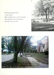 Page 9, 1973 Edition, University of Montevallo - Montage Technala Yearbook (Montevallo, AL) online yearbook collection