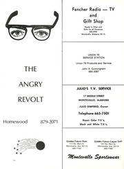 Page 280, 1974 Edition, University of Montevallo - Montage / Technala Yearbook (Montevallo, AL) online yearbook collection