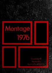 1976 Edition, University of Montevallo - Montage Technala Yearbook (Montevallo, AL)
