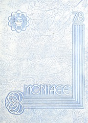 1978 Edition, University of Montevallo - Montage Technala Yearbook (Montevallo, AL)