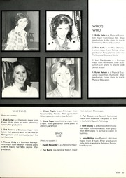 Page 59, 1978 Edition, University of Montevallo - Montage / Technala Yearbook (Montevallo, AL) online yearbook collection