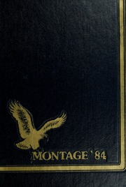 1984 Edition, University of Montevallo - Montage Technala Yearbook (Montevallo, AL)
