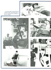 Page 14, 1984 Edition, University of Montevallo - Montage Technala Yearbook (Montevallo, AL) online yearbook collection