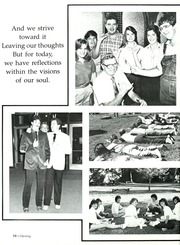 Page 18, 1984 Edition, University of Montevallo - Montage Technala Yearbook (Montevallo, AL) online yearbook collection