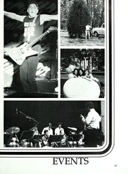 Page 21, 1984 Edition, University of Montevallo - Montage Technala Yearbook (Montevallo, AL) online yearbook collection