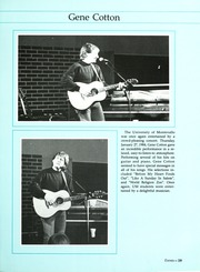 Page 23, 1984 Edition, University of Montevallo - Montage Technala Yearbook (Montevallo, AL) online yearbook collection