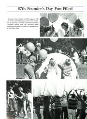 Page 28, 1984 Edition, University of Montevallo - Montage Technala Yearbook (Montevallo, AL) online yearbook collection