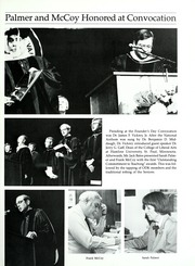 Page 29, 1984 Edition, University of Montevallo - Montage Technala Yearbook (Montevallo, AL) online yearbook collection
