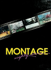 1987 Edition, University of Montevallo - Montage Technala Yearbook (Montevallo, AL)
