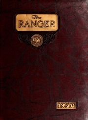 Page 1, 1938 Edition, Regis College - Ranger Yearbook (Denver, CO) online yearbook collection