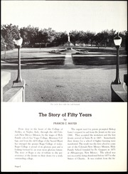 Page 10, 1938 Edition, Regis College - Ranger Yearbook (Denver, CO) online yearbook collection