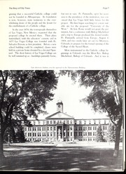 Page 11, 1938 Edition, Regis College - Ranger Yearbook (Denver, CO) online yearbook collection