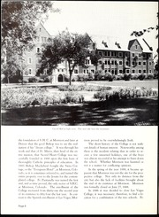 Page 12, 1938 Edition, Regis College - Ranger Yearbook (Denver, CO) online yearbook collection
