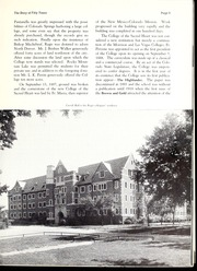 Page 13, 1938 Edition, Regis College - Ranger Yearbook (Denver, CO) online yearbook collection