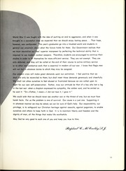 Page 17, 1951 Edition, Regis College - Ranger Yearbook (Denver, CO) online yearbook collection