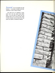 Page 10, 1954 Edition, Regis College - Ranger Yearbook (Denver, CO) online yearbook collection