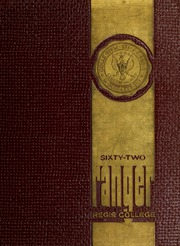 Page 1, 1962 Edition, Regis College - Ranger Yearbook (Denver, CO) online yearbook collection