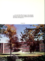 Page 10, 1962 Edition, Regis College - Ranger Yearbook (Denver, CO) online yearbook collection