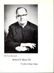 Page 16, 1962 Edition, Regis College - Ranger Yearbook (Denver, CO) online yearbook collection