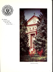 Page 5, 1962 Edition, Regis College - Ranger Yearbook (Denver, CO) online yearbook collection