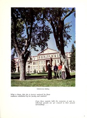 Page 7, 1962 Edition, Regis College - Ranger Yearbook (Denver, CO) online yearbook collection