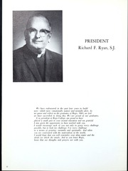 Page 16, 1965 Edition, Regis College - Ranger Yearbook (Denver, CO) online yearbook collection