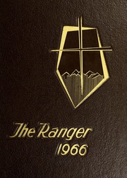 Page 1, 1966 Edition, Regis College - Ranger Yearbook (Denver, CO) online yearbook collection
