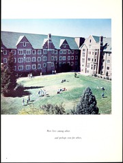 Page 8, 1966 Edition, Regis College - Ranger Yearbook (Denver, CO) online yearbook collection