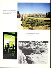 Page 12, 1968 Edition, Regis College - Ranger Yearbook (Denver, CO) online yearbook collection