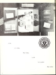 Page 6, 1968 Edition, Regis College - Ranger Yearbook (Denver, CO) online yearbook collection