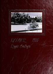 1985 Edition, Regis College - Ranger Yearbook (Denver, CO)