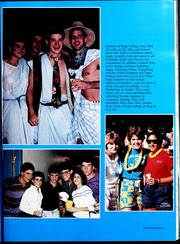 Page 13, 1986 Edition, Regis College - Ranger Yearbook (Denver, CO) online yearbook collection